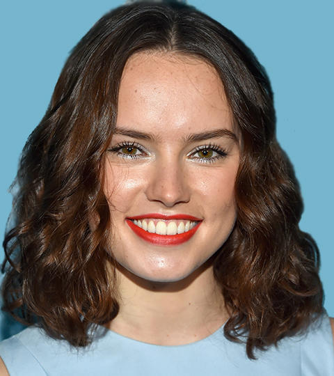 Daisy Ridley Guests on...