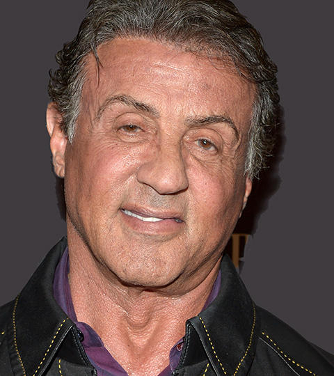 how tall is sysvester stallone