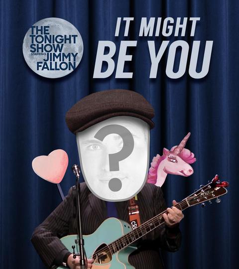 Personalize Your Own Tonight Show JibJab Fallontine
