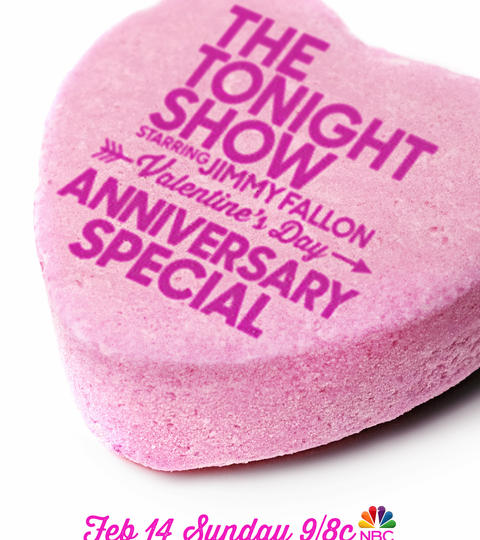 Don't Miss The Tonight Show Valentine's Day Special