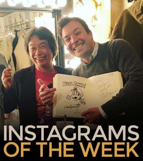 Instagrams of the Week: 12/05/16