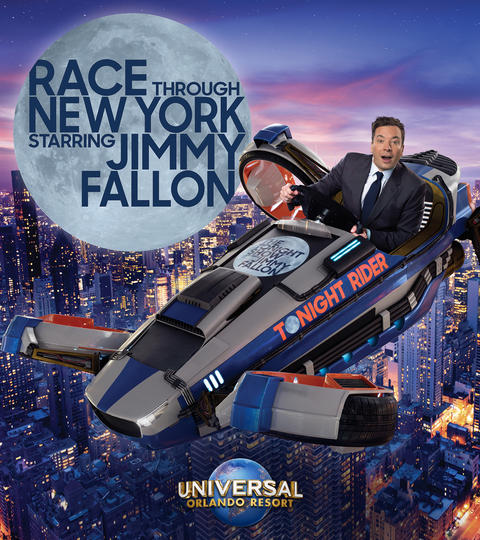 Win a Trip to the Grand Opening of Jimmy Fallon's Universal Studios Ride