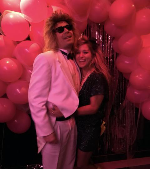 Tonight Show 80s Prom