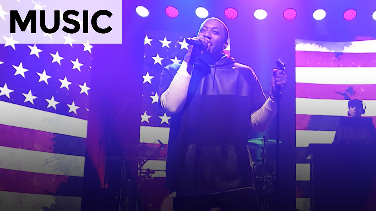 2015 lecrae jimmy fallon The Tonight Show