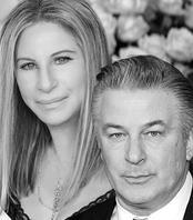 Barbra Streisand & Alec Baldwin