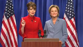 hillary clinton sarah palin and michelle In twist of fate, just as former secretary of state hillary clinton has launched her  much-discussed twitter account (what hashtags will she use will she embrace .