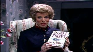 Watch Nancy Reagan Sketches From SNL Played By Terry ...